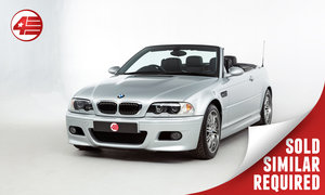 2003 BMW E46 M3 Cabriolet /// 41k Miles with Hardtop SOLD