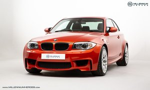 2011 BMW 1M COUPE // FULL BMW SERVICE HISTORY // JUST 33K MILES SOLD