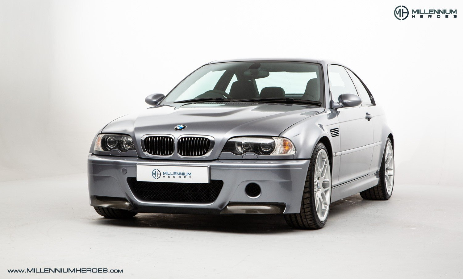 2004 BMW M3 CSL // FULL MAIN DEALER HISTORY // BMW WARRANTY For Sale (picture 1 of 6)
