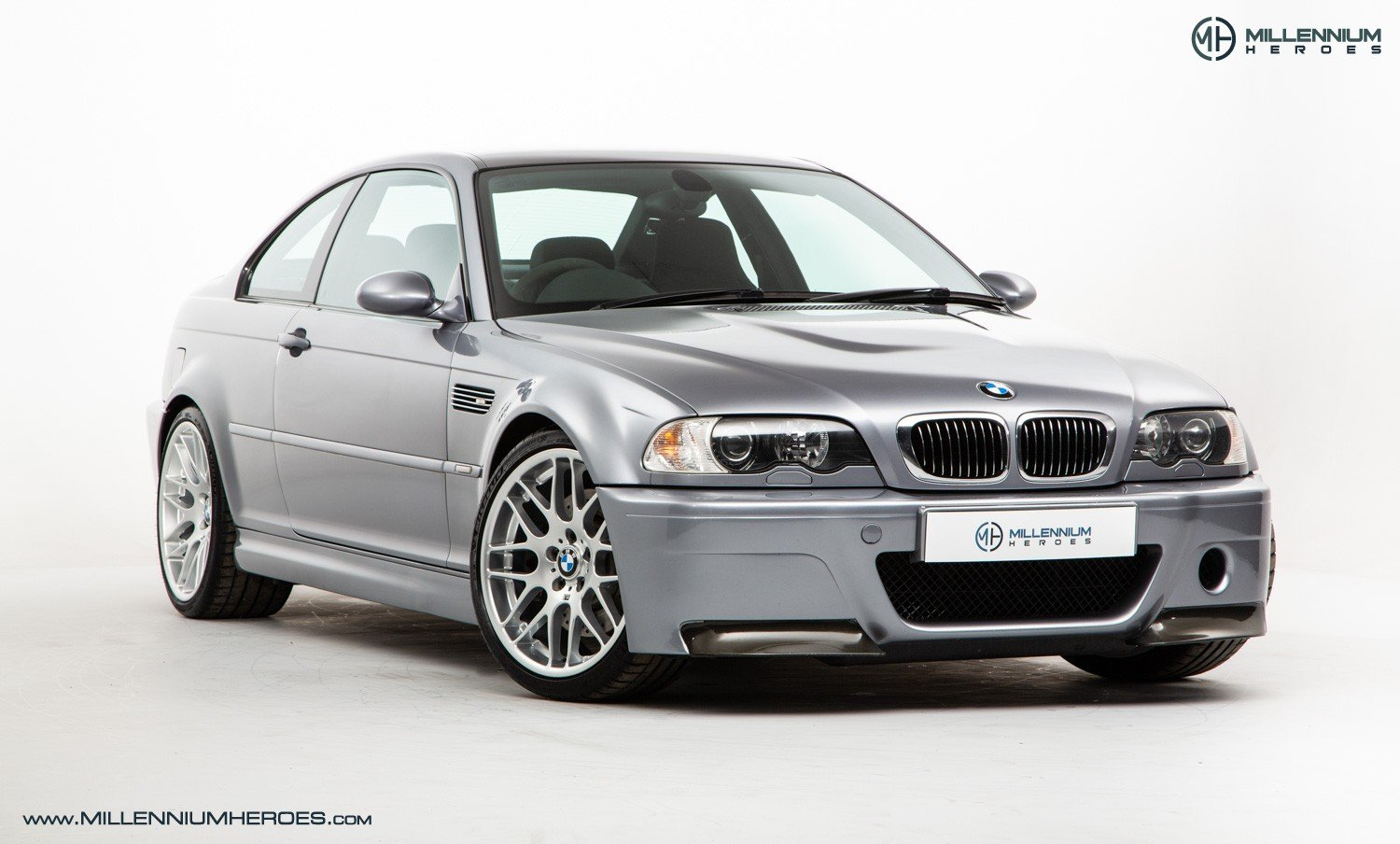 2004 BMW M3 CSL // FULL MAIN DEALER HISTORY // RECENT SERVICE For Sale (picture 2 of 6)