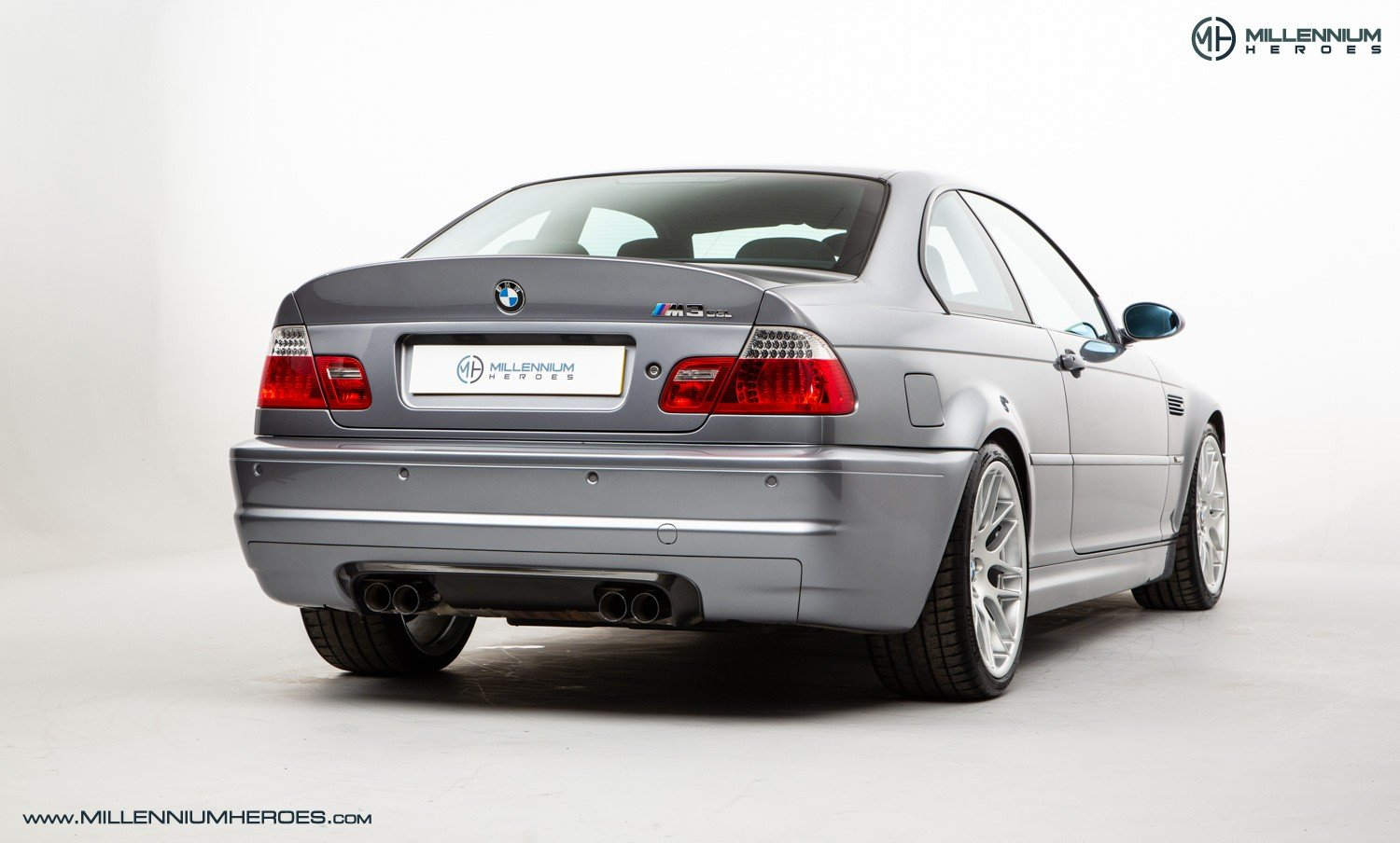 2004 BMW M3 CSL // FULL MAIN DEALER HISTORY // RECENT SERVICE For Sale (picture 3 of 6)