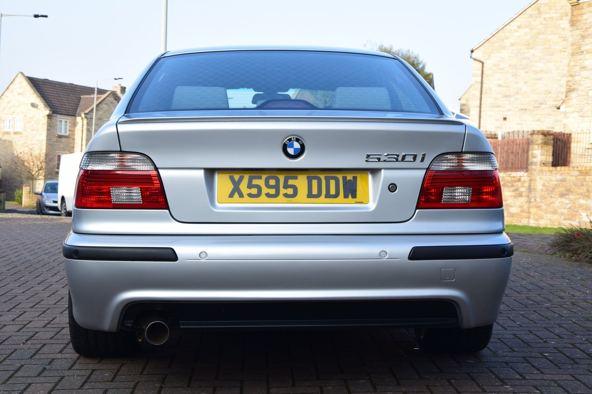 2000 Immaculate E39 530i M Sport Auto 45000 miles For Sale (picture 3 of 6)
