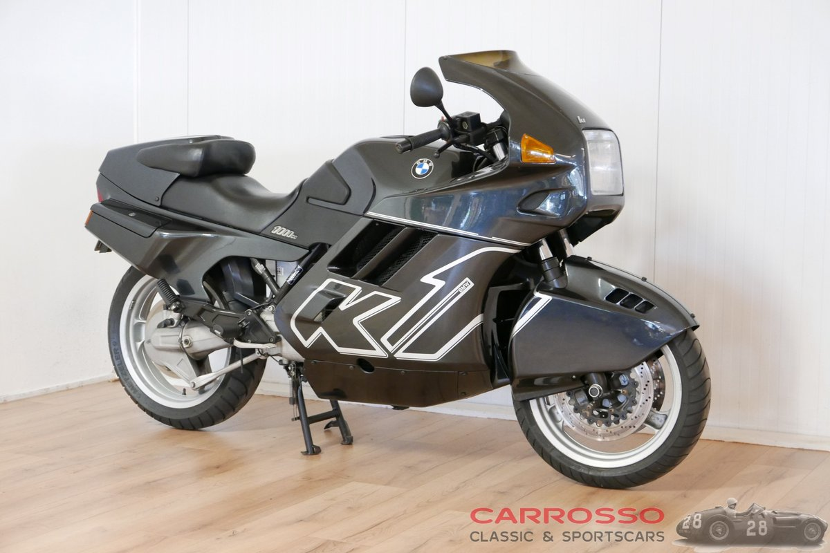1992 BMW K1 in perfect condition For Sale (picture 1 of 6)