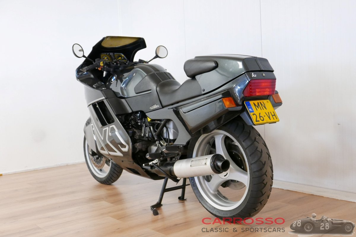 1992 BMW K1 in perfect condition For Sale (picture 2 of 6)