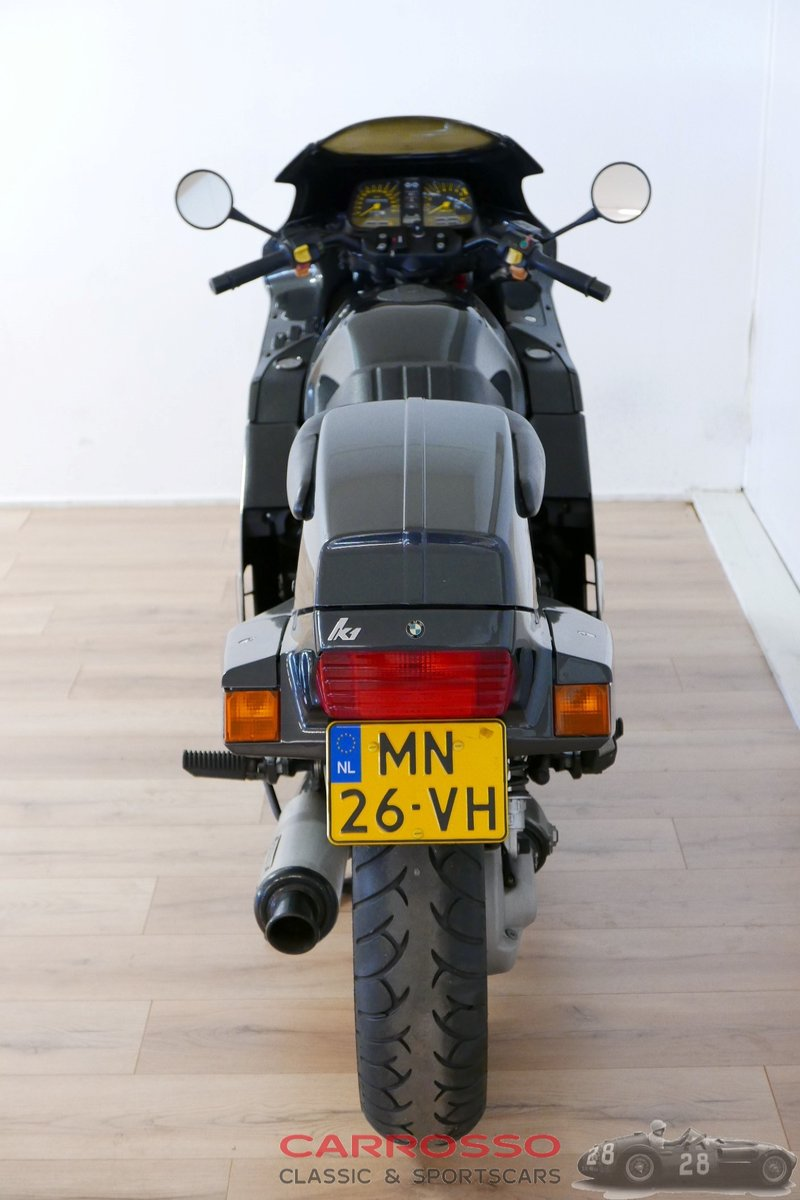1992 BMW K1 in perfect condition For Sale (picture 5 of 6)