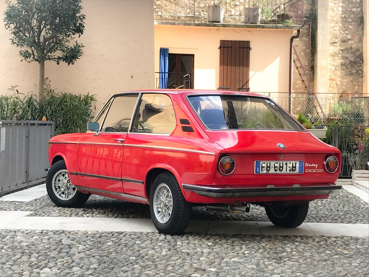 1974 BMW 2002 Touring For Sale (picture 1 of 6)