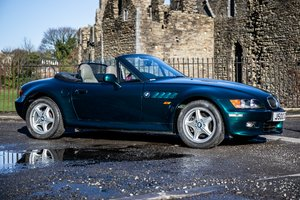 1999 BMW Z3 Just 27,000 miles One Previous Owner FSH For Sale by Auction