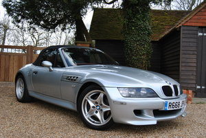 1998 BMW Z3M Roadster - 38,000 miles only -Stunning For Sale by Auction