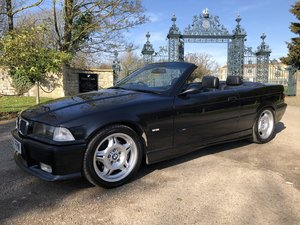 1997 BMW E36 M3 Convertible FSH Stunning Car For Sale by Auction