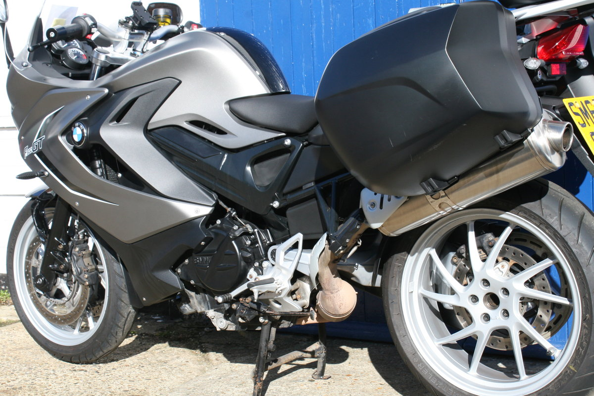 2015 BMW F800 GT For Sale (picture 1 of 6)