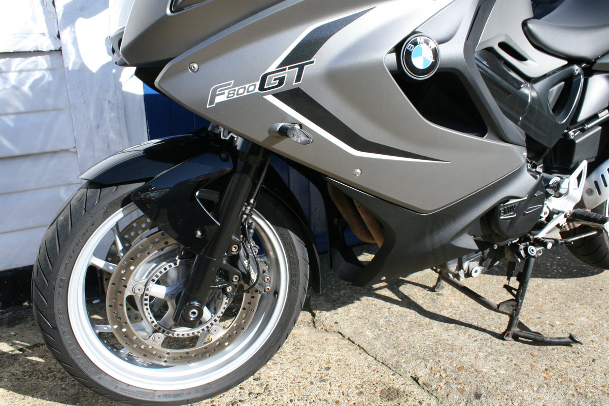 2015 BMW F800 GT For Sale (picture 4 of 6)