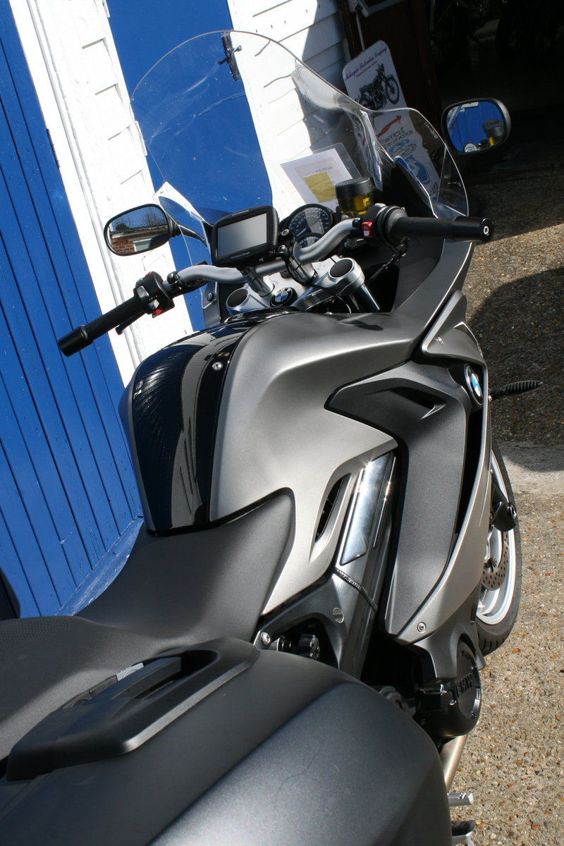 2015 BMW F800 GT For Sale (picture 6 of 6)