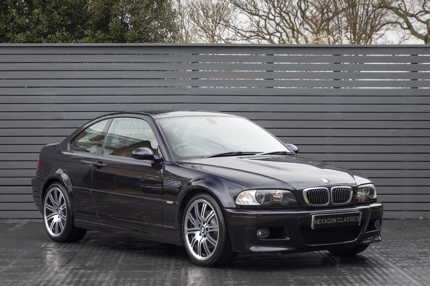 2005 BMW M3 (E46) Coupe Manual ONLY 25,000 MILES SOLD (picture 1 of 6)
