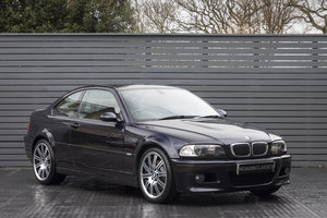 2005 BMW M3 (E46) Coupe Manual ONLY 25,000 MILES SOLD