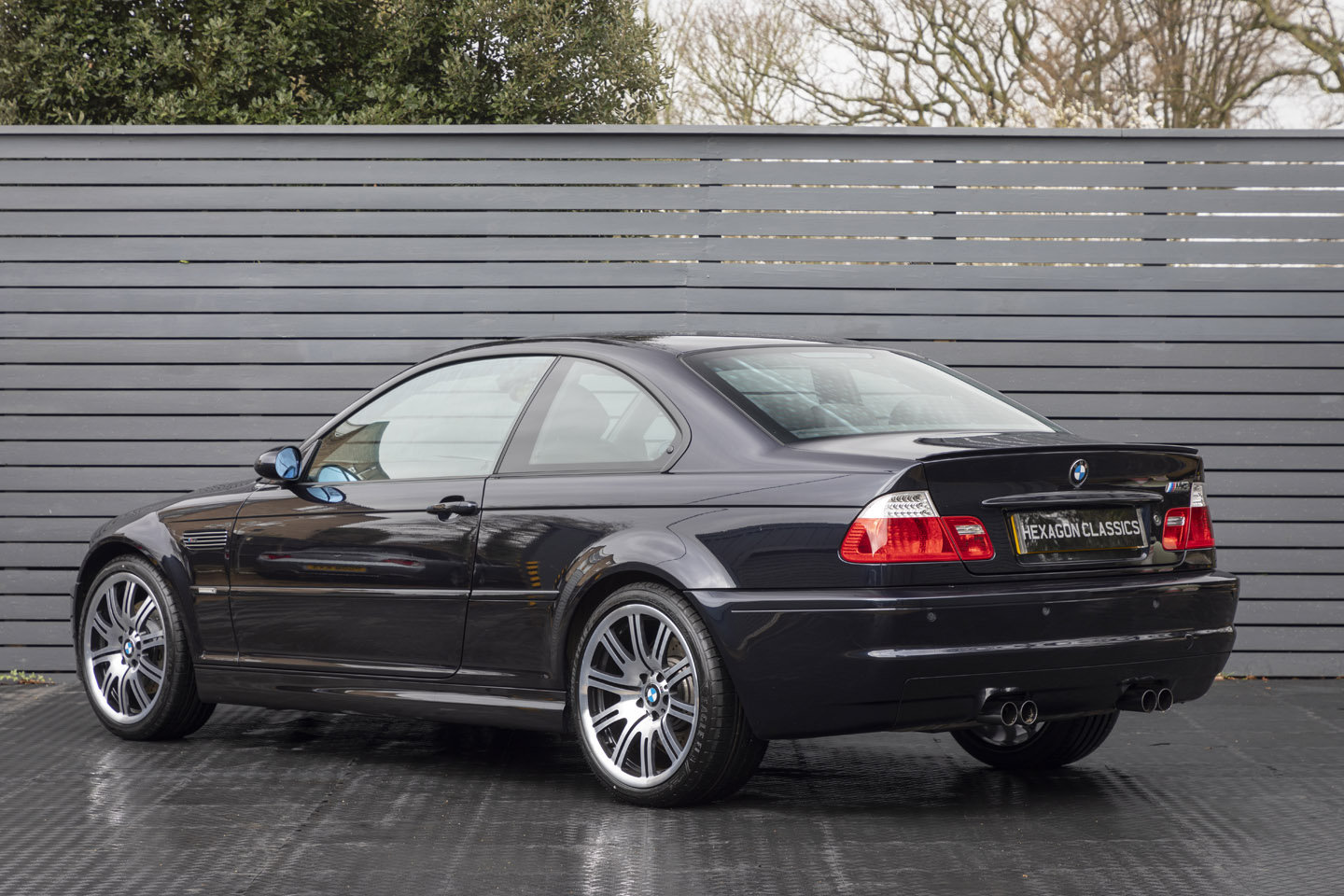 2005 BMW M3 (E46) Coupe Manual ONLY 25,000 MILES SOLD (picture 2 of 6)