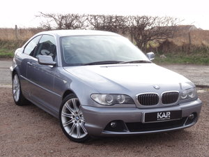 2003 BMW E46 320ci, Auto, Only 39k Miles, 2 Owners, 1 Year MOT For Sale