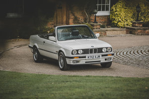 1993 BMW e30 320i Convertible For Sale