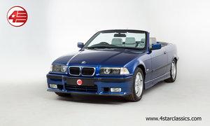 2000 BMW E36 328i M Sport Cabriolet /// 65k Miles