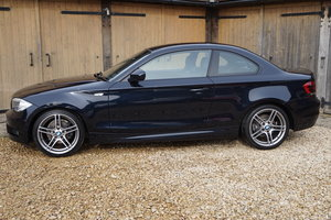 2012 BMW 118D M SPORT PLUS COUPE 28,500 MILES 1 OWNER FROM NEW. For Sale