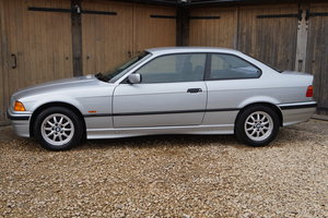 1998 BMW 316i COUPE AUTO 50,000 MILES 1 OWNER For Sale
