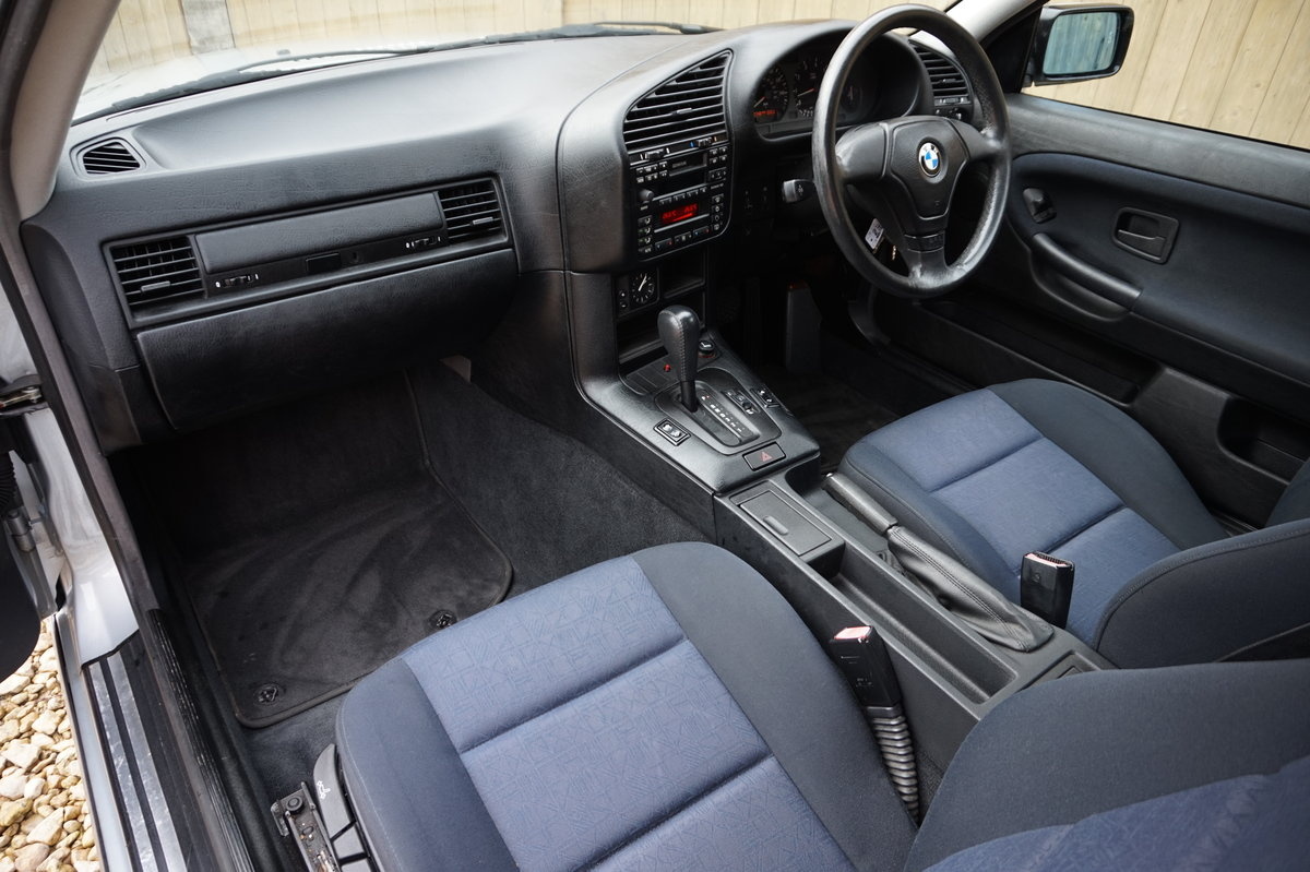 1998 BMW 316i COUPE AUTO 50,000 MILES 1 OWNER For Sale (picture 5 of 6)