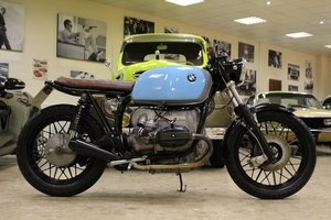 1979 BMW R100RS Cafe Racer SOLD