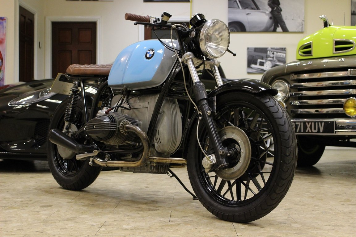 1979 BMW R100RS Cafe Racer SOLD (picture 2 of 6)