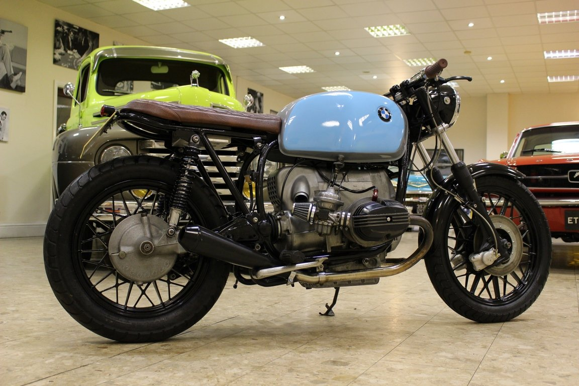 1979 BMW R100RS Cafe Racer SOLD (picture 3 of 6)