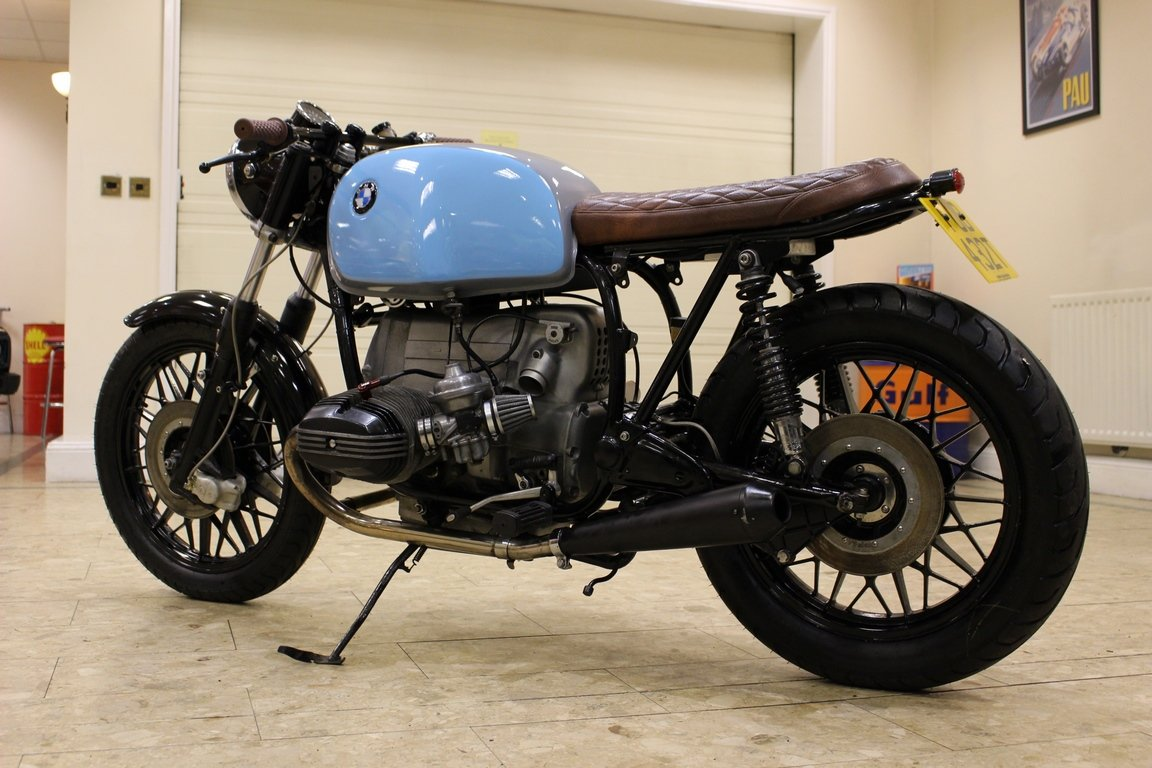 1979 BMW R100RS Cafe Racer SOLD (picture 4 of 6)