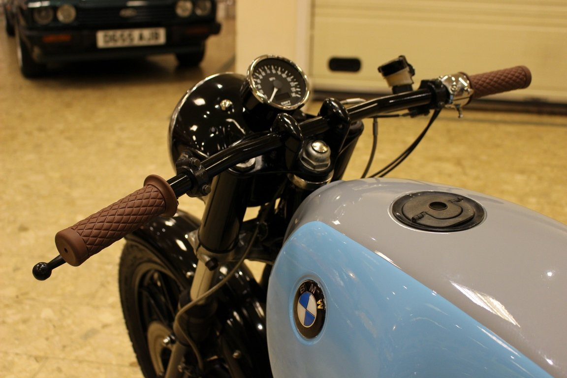 1979 BMW R100RS Cafe Racer SOLD (picture 5 of 6)