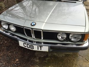 1983 BMW 732i E23 7 series For Sale