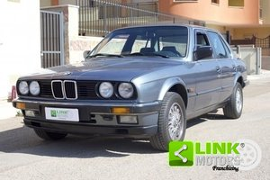 BMW 320i E30 1984 TARGA ORO ASI - PERFETTA For Sale