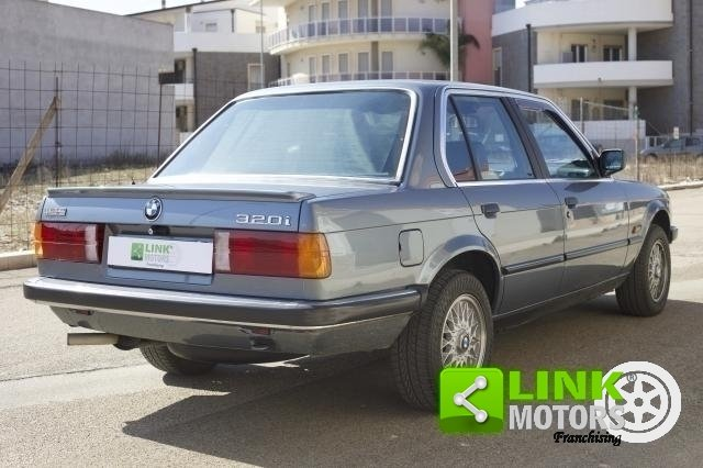BMW 320i E30 1984 TARGA ORO ASI - PERFETTA For Sale (picture 2 of 6)