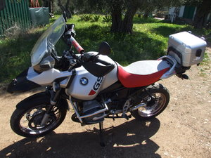 2003 BMW R1150GSA 15,650 genuine miles SOLD