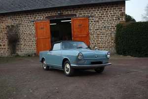 1965 BMW 700 Cabriolet ex-Catherine Deneuve For Sale by Auction