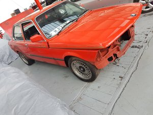 1980 Bmw E21 Henna red 323i Manual project