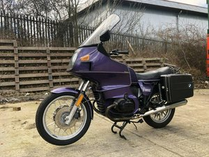 1984 BMW R80 - R100 RT Specification For Sale
