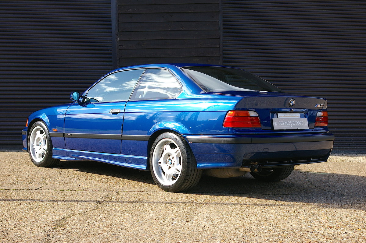 1995 BMW E36 M3 3.0 Coupe 5 Speed Manual (35,670 miles) For Sale (picture 3 of 6)