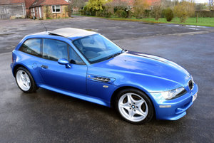 1999 BMW Z3M Coupe For Sale by Auction