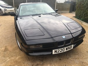1995 BMW 840ci E31 8 Series - Great Condition For Sale