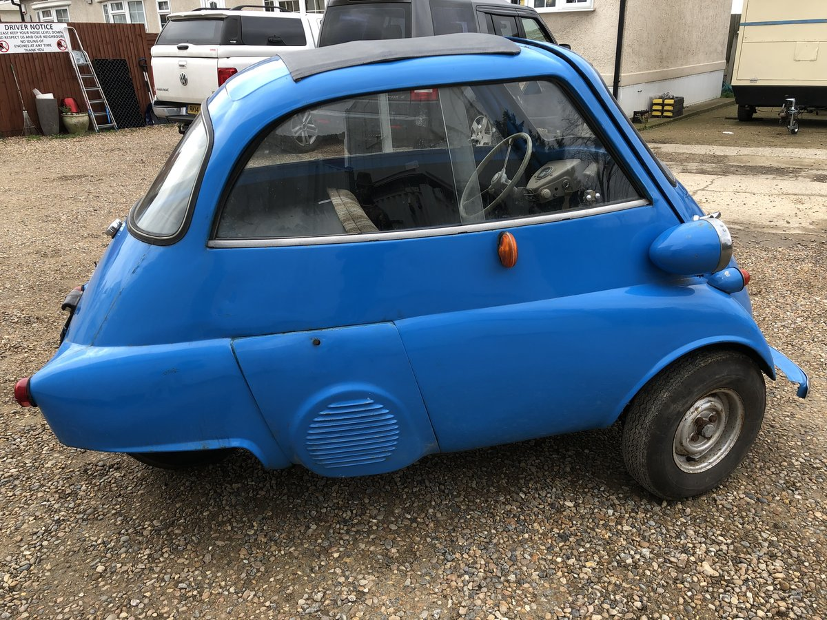 BMW ISETTA 1961  WANTED  For Sale (picture 1 of 1)