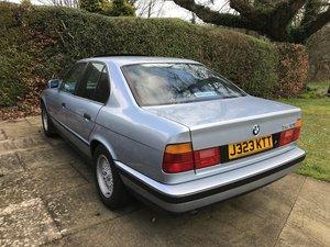 1991 Bmw e34 - low miles Devon car!