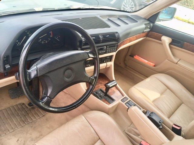 BMW 750 iL V12 (E32) 1989 For Sale (picture 3 of 6)