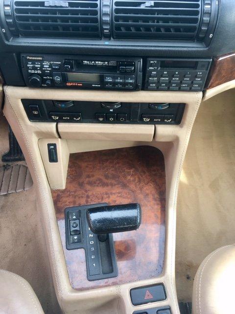 BMW 750 iL V12 (E32) 1989 For Sale (picture 4 of 6)