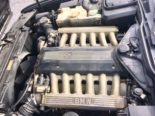 BMW 750 iL V12 (E32) 1989 For Sale (picture 5 of 6)