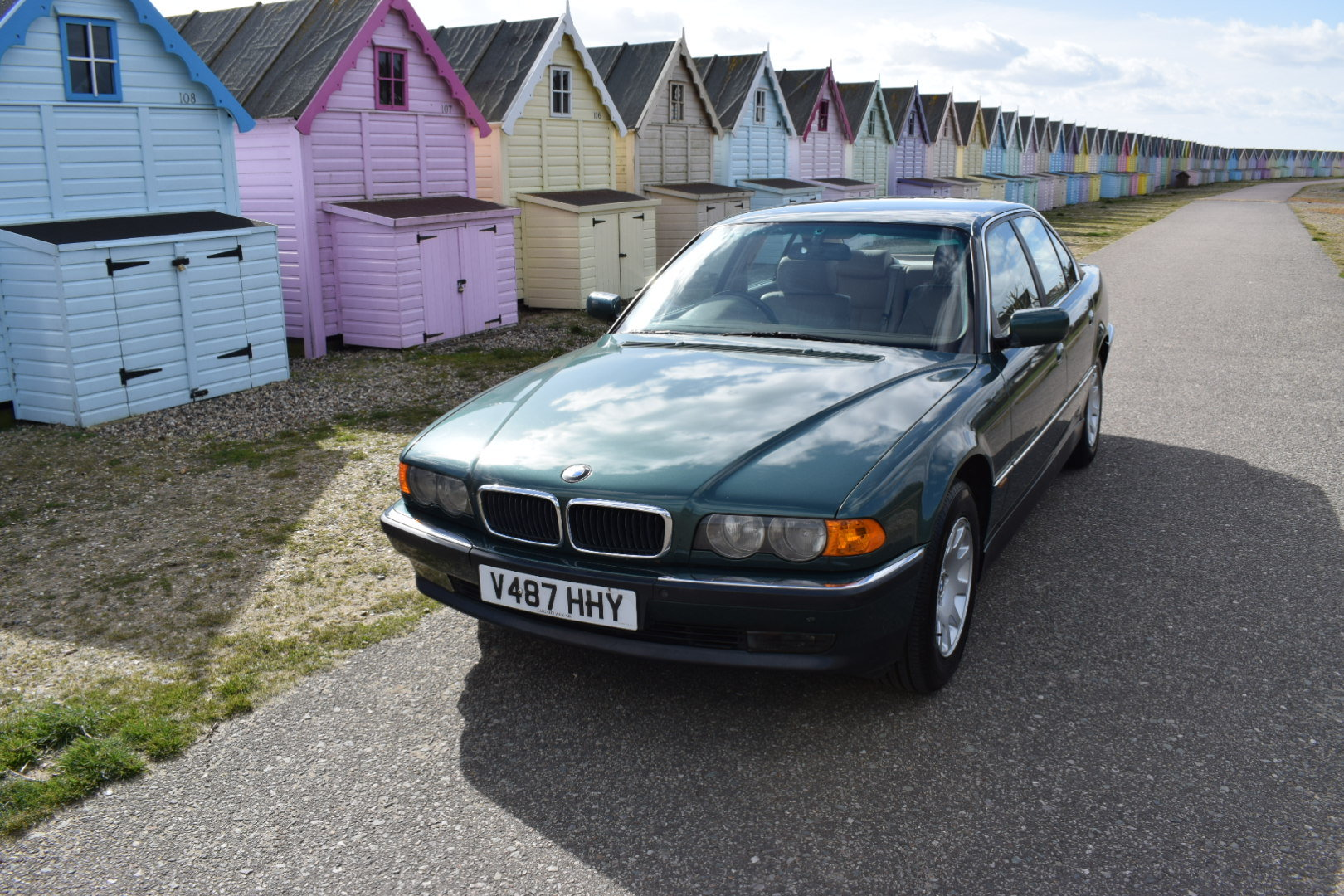 BMW E38 7 Series 1999 - VGC - MOT May 2020 For Sale (picture 1 of 6)