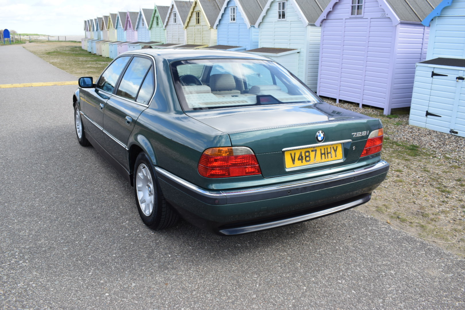 BMW E38 7 Series 1999 - VGC - MOT May 2020 For Sale (picture 2 of 6)