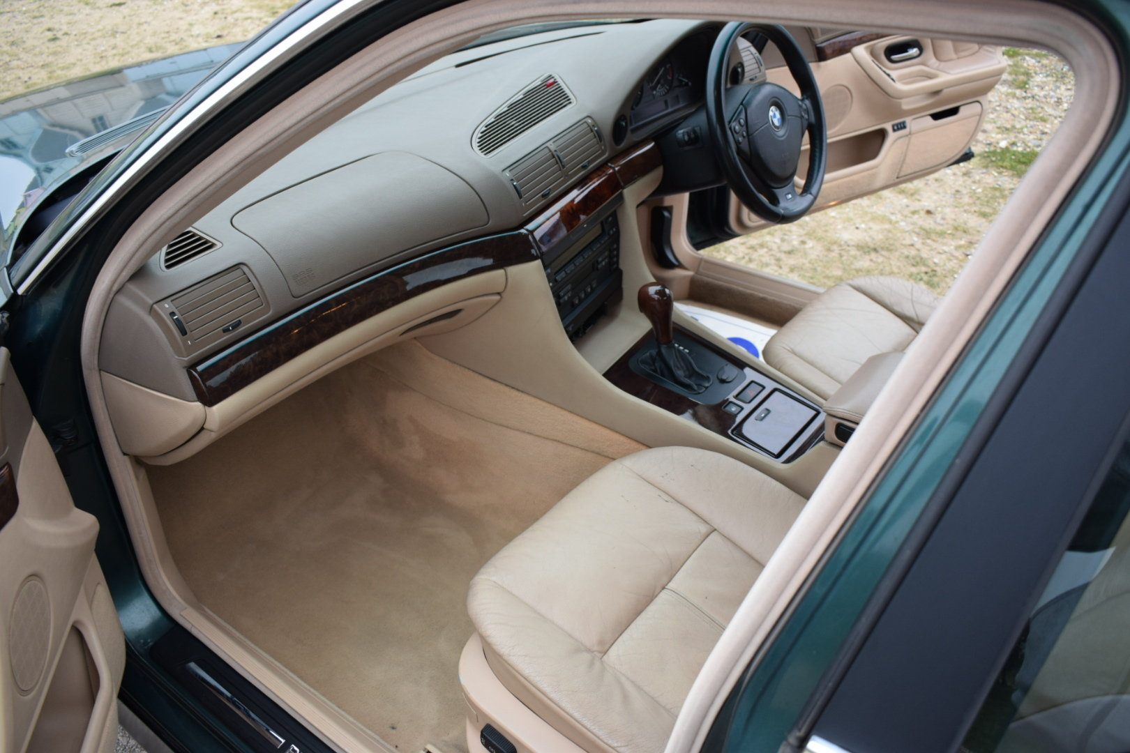 BMW E38 7 Series 1999 - VGC - MOT May 2020 For Sale (picture 6 of 6)