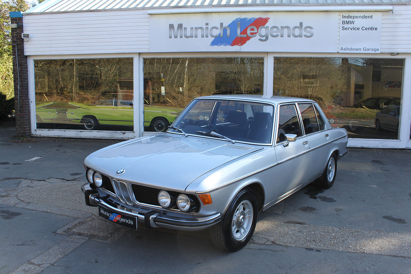 1972 BMW E3 3.0 Si For Sale (picture 1 of 6)