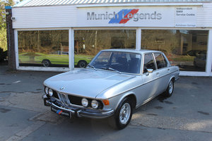 1972 BMW E3 3.0 Si For Sale